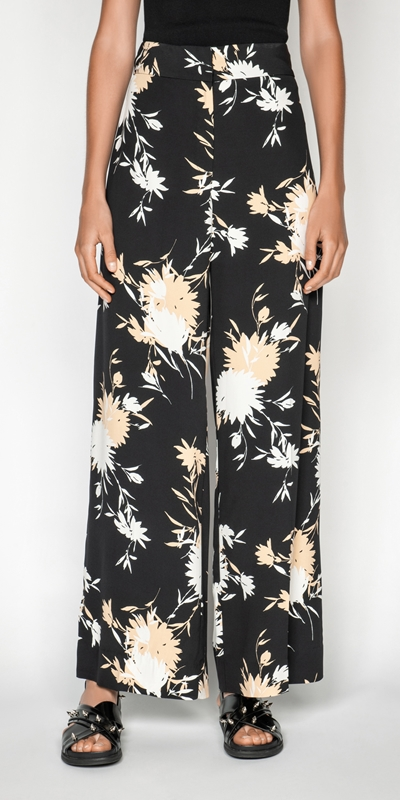 Made in Australia  | Dahlia Wide Leg Pant