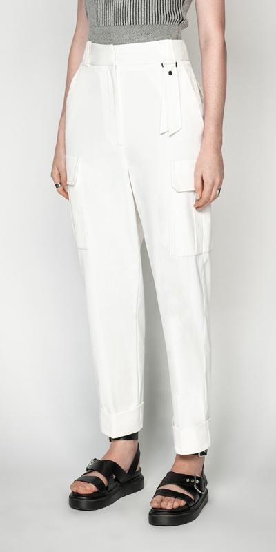 Pants | Cotton Twill Utility Pant