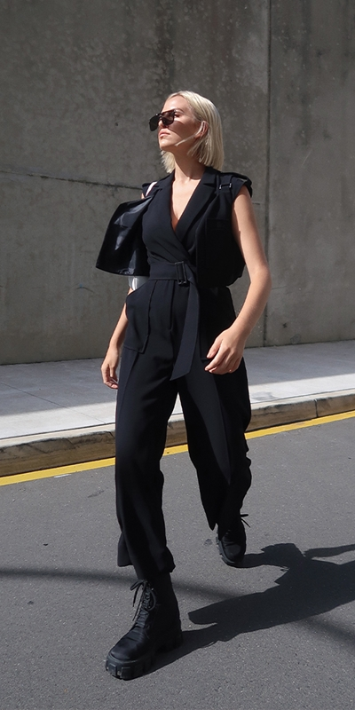 Made in Australia  | Utility Jumpsuit