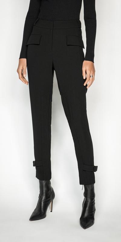 Pants | Utility Slim Leg Pant