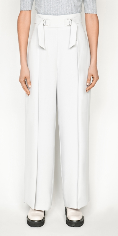 Pants  | Pleat Front Pant