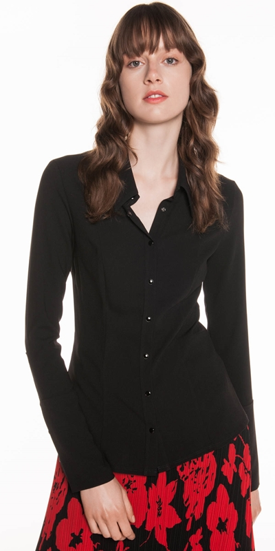 Wear to Work  | Triacetate Body Shirt