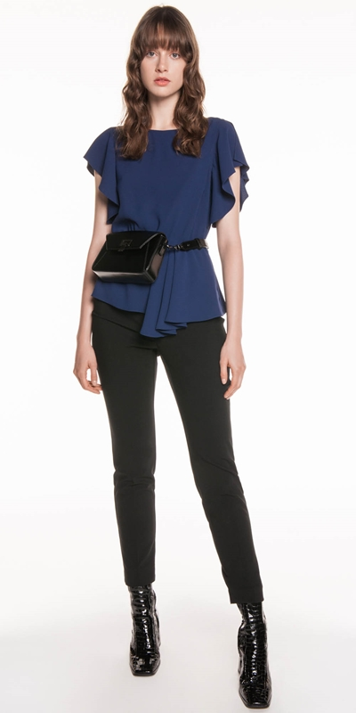 Made in Australia | Butterfly Sleeve Top