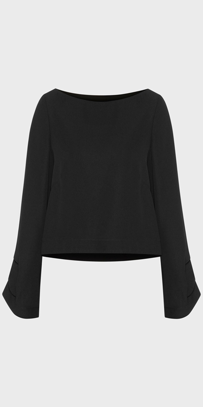 Wear to Work | Tuck Sleeve Top