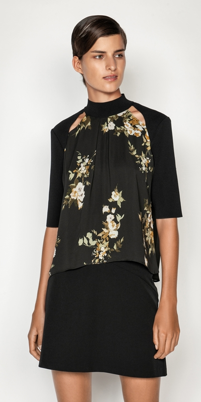 Made in Australia  | Sage Floral Top