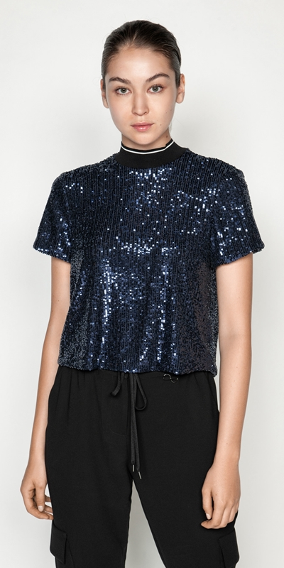 Made in Australia  | Sequin Tee