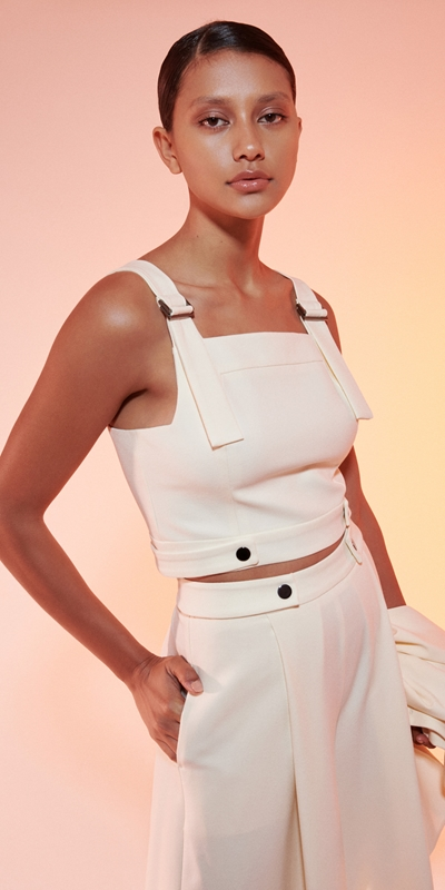 Tops and Shirts  | Utility Bodice