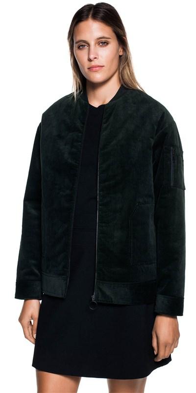 Sale  | Corduroy Bomber Jacket