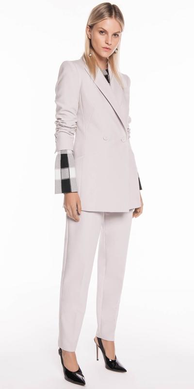 Jackets | Soft Twill Blazer