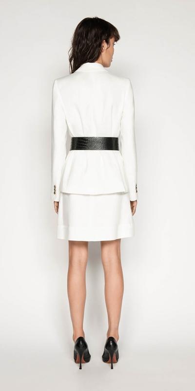 Jackets | Linen Relaxed Blazer
