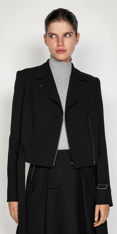 Jackets and Coats | Biker Jacket