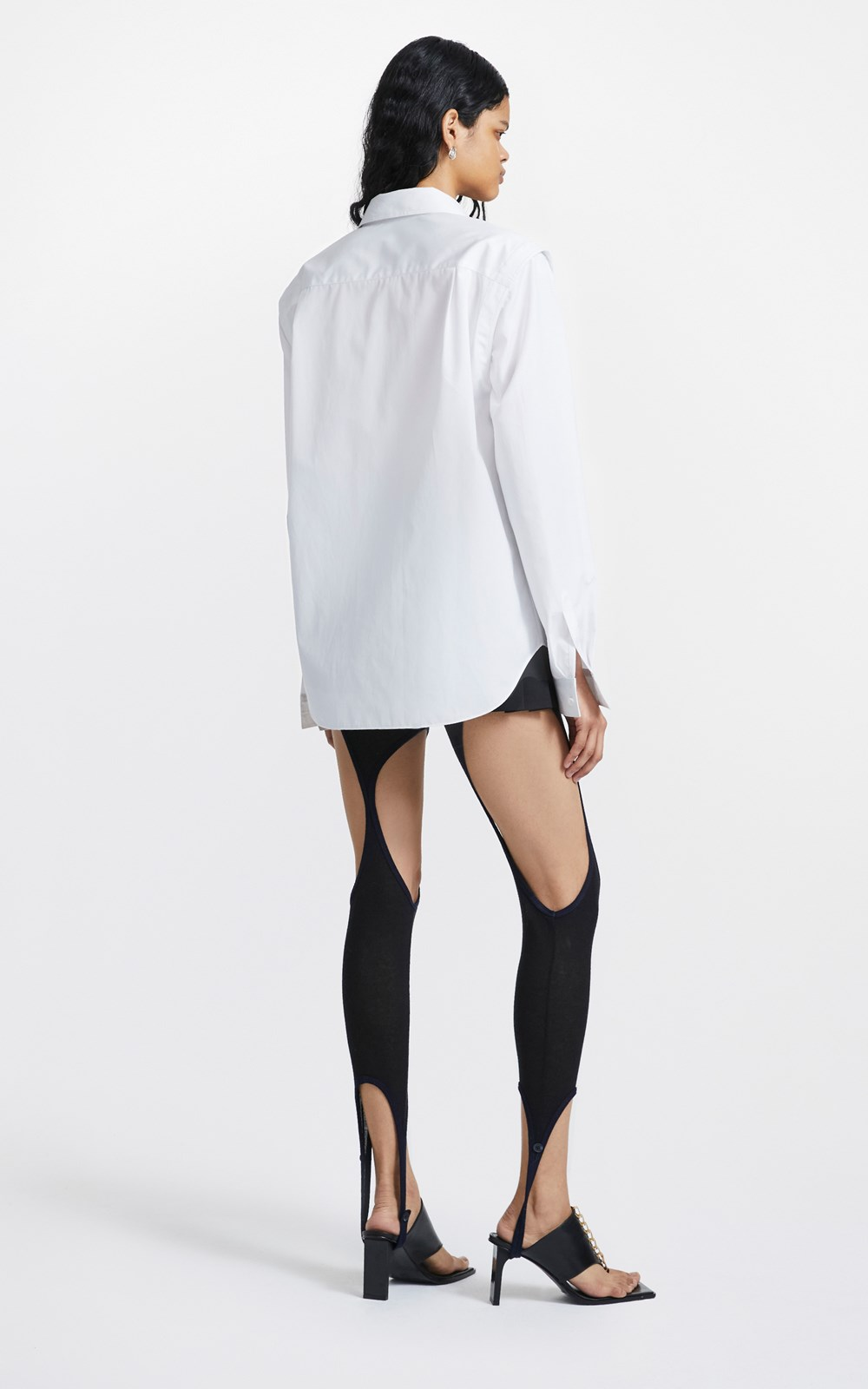 New   | TRENCH SLEEVE SHIRT