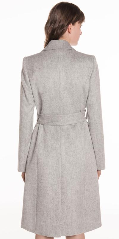 Coats | Brushed Melange Coat
