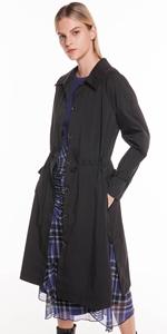 Coats | Raglan Sleeve Trench