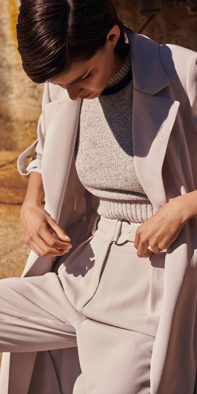 Made in Australia  | Silver Trench