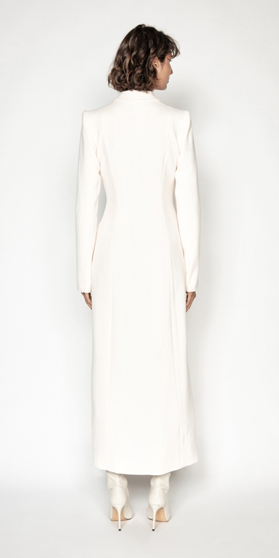 Coats | Shell Maxi Coat