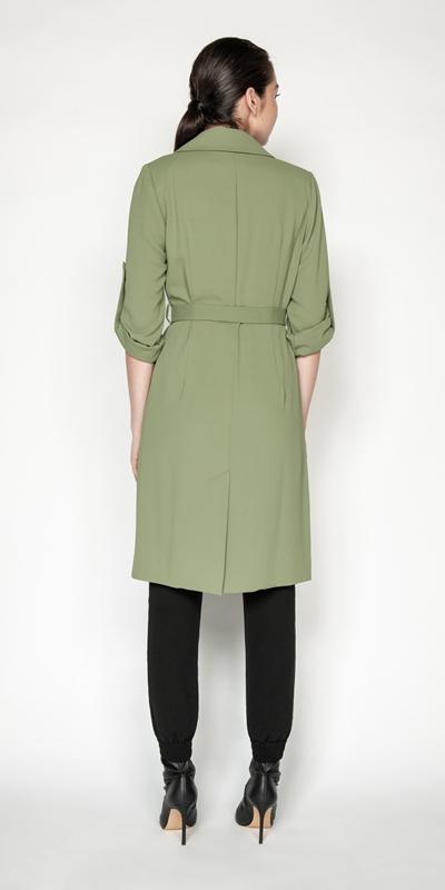Coats | Khaki Trench
