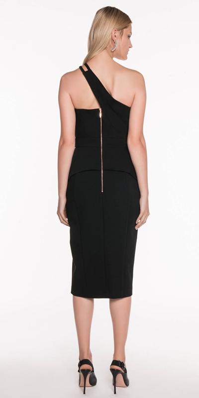 Dresses | One Shoulder Pencil Dress