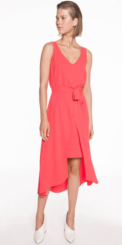 The Party Edit | Soft Crepe Dress