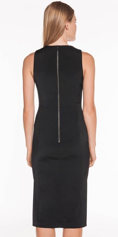 Dresses | Asymmetric Pencil Dress