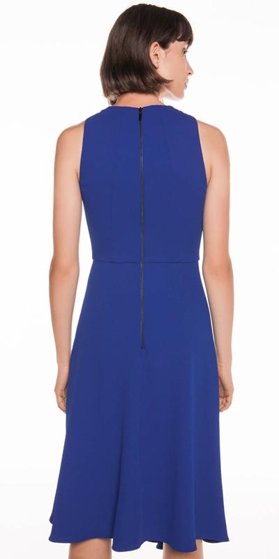 Dresses | Triple Dobby Midi Dress