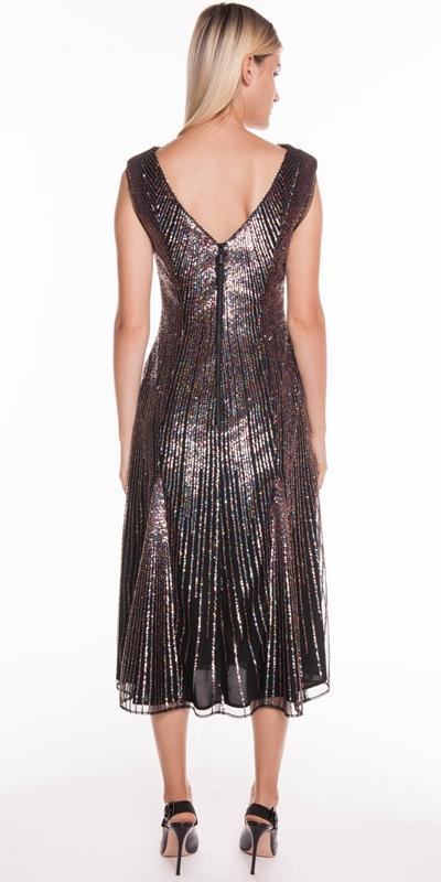 Dresses | Kaleidoscope Sequin Midi Dress