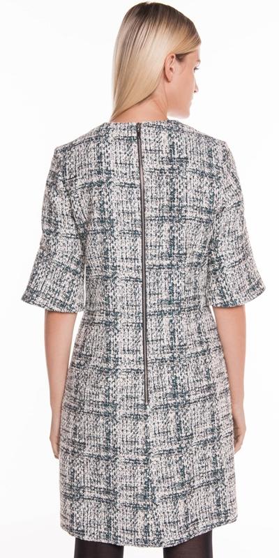 Dresses | Boucle A-Line Dress