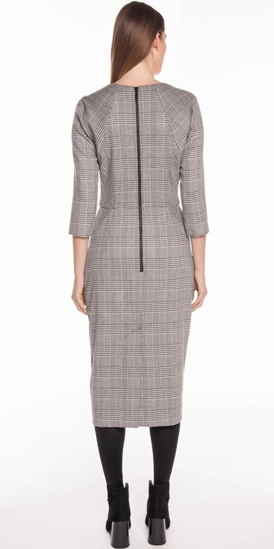 Dresses | Houndstooth Pencil Dress