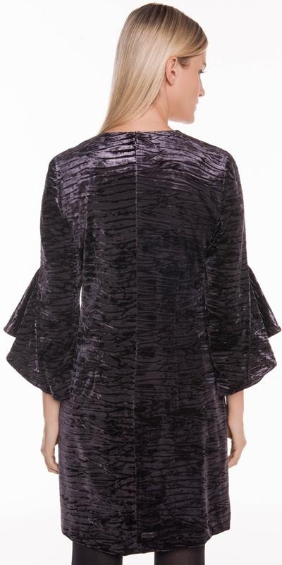 Dresses | Fluted Sleeve Shift Dress