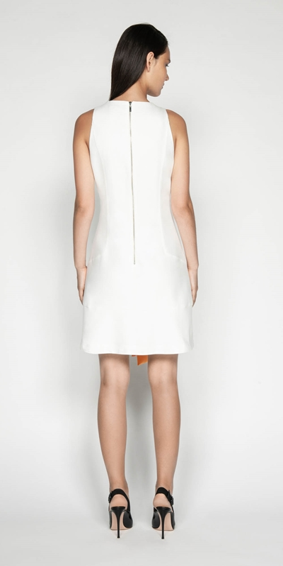 Dresses | Tie Front Shift Dress