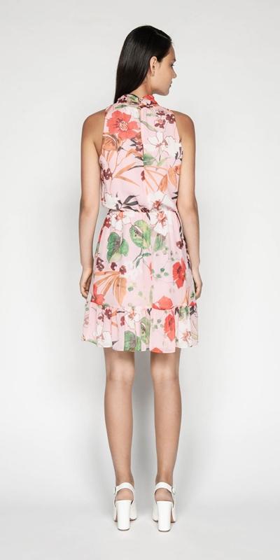 Dresses   Painted Poppy Dress