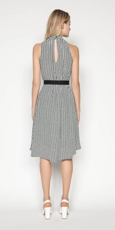 Dresses | Brushstroke Layered Dress