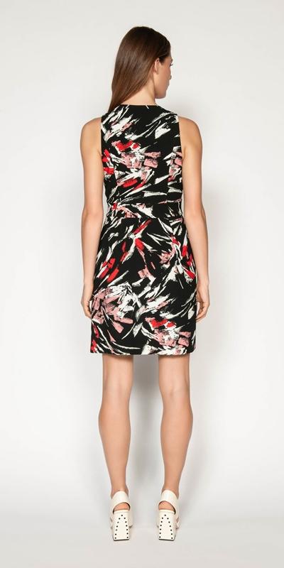 Dresses | Brushstroke Wrap Dress