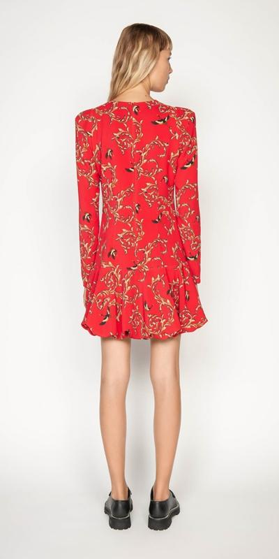 Dresses | Baroque Bubble Hem Dress