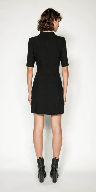 Dresses | Funnel Neck Dress