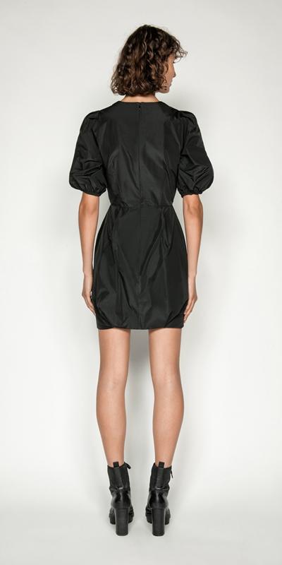 Dresses | Puff Sleeve Dress