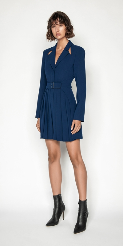 Made in Australia | Cobalt Blazer Dress