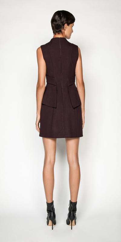 Dresses | Plum Harness Dress