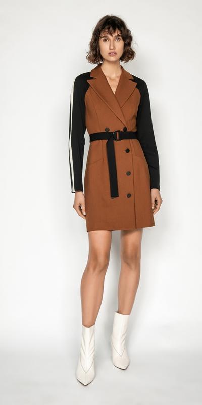 Dresses | Cinnamon Blazer Dress