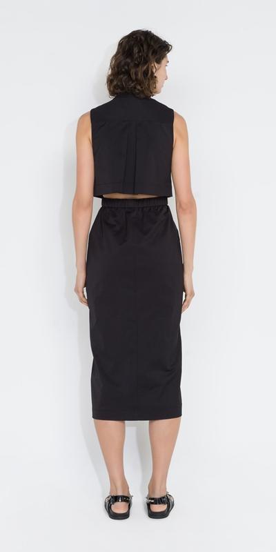 Dresses   Cut Out Midi Dress