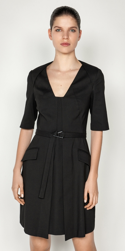 Dresses  | Organic Cotton A-Line Dress