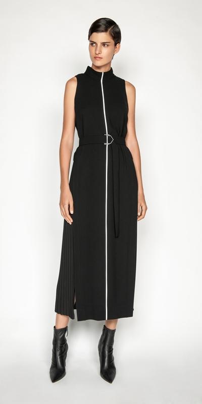 Dresses | Column Maxi Dress