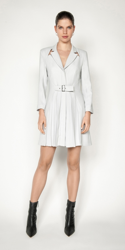 Dresses | Cut Out Blazer Dress