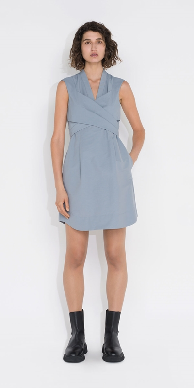 Dresses | Wrap Front Dress