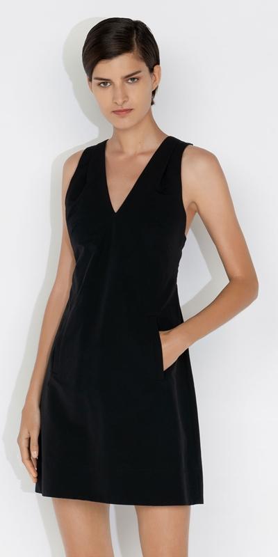 Dresses  | Cut Out Back Dress