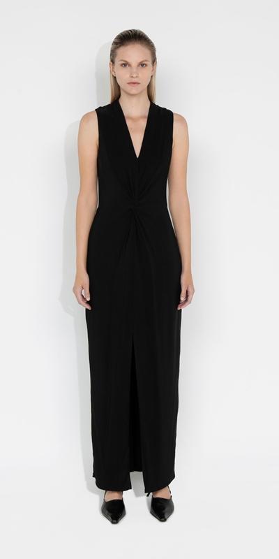 Dresses | Twist Column Dress