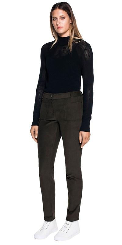 Sale   Fine Stretch Cord Pant