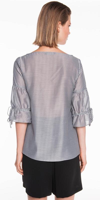 Shirts | Soft Stripe Top