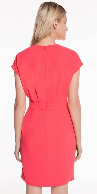 Dresses | Soft Crepe Tulip Dress