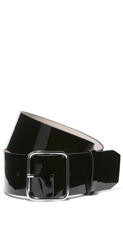 Sale | Black Patent Belt